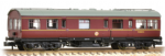 374-876 Farish LMS 50ft Inspection Saloon BR Maroon